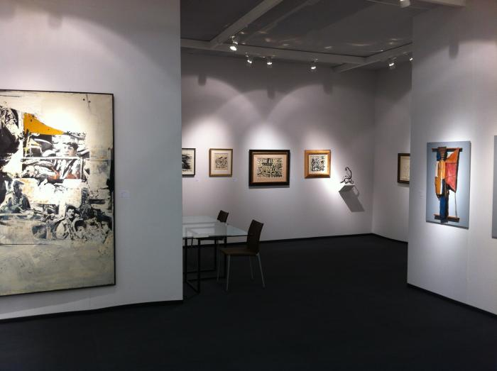 Art Cologne 2014, booth 11.2 / B041