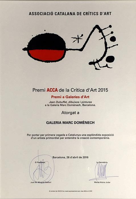 Premis ACCA 2015