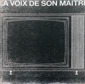"Joan Rabascall, ""La Voix de Son Maître"", 1972 emulsión fotográfica sobre tela 120 x 120 cm"