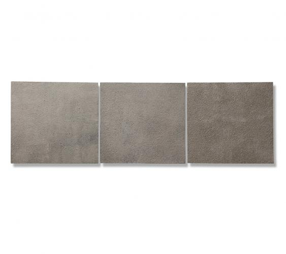 "Joan Furriols ""Tríptic"", 2002 carton  46 x 106 cm"
